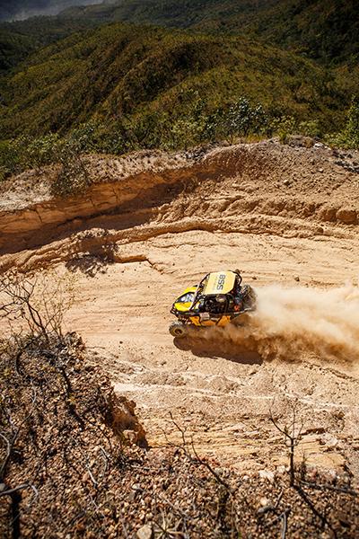 Carlo Collet campeão nos UTVs em 2013 - Foto: Marcelo Maragni / Webventure