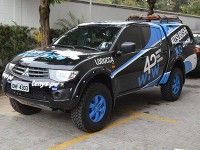 4x4 for Water estará no Rally dos Sertões