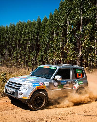 Foram cerca de 200 km de percurso - Foto: Cadu Rolim / Mitsubishi