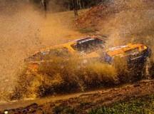 Michel/Borries acelerando durante o Prólogo de sábado - Foto: Ricardo Leizer/Webventure