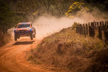 Carro#326 teve bom desempenho e agradou a dupla - Foto: Victor Eleutério/Webventure