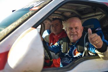 Trio da equipe Competikar - Foto: David Santos Jr/Webventure