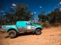 FD Rally Team chegou a Catalão neste segunda-feira - Foto: Ricardo Leizer/Webventure