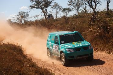 Equipe subiu oito posições em relação a primeira etapa - Foto: Sanderson Pereira/Photo-S