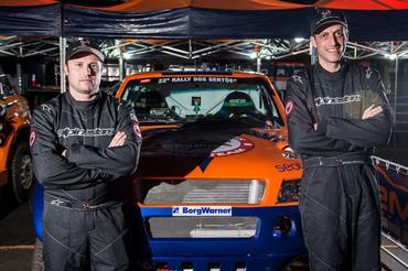 Michel e Borries fecharam etapa em 5a na Protótipos T1 - Foto: Victor Eleutério/Webventure