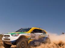 3ª etapa do Rally dos Sertões foi nessa terça - Foto: Victor Eleutério / Mitsubishi