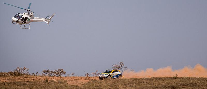 Próxima etapa será realizada entre Paracatu (MG) / São Francisco (MG) - Foto: Victor Eleuterio / Mitsubishi