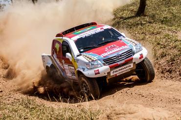 Reinaldo Varela descontou dois minutos acelerando tudo - Foto: Foto: DFotos/Divulgação