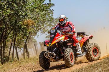 Gabriel Varela teve seu melhor desempenho, terminando em segundo - Foto: Foto: DFotos/Divulgação