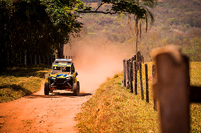 197 competidores partiram de Goiânia rumo a BH  - Foto: Victor Eleuterio / Webventure
