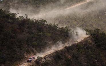 #326 durante trecho de serra na Etapa5 - Foto: Jonne Roriz/Webventure