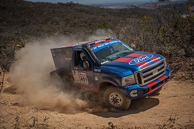 Piano/Mendes/Sales segue líder no acumulado dos caminhões  - Foto: Gustavo Epifanio/Webventure