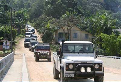 A organização pretende reunir mais de 300 veículos em São Lourenço/MG