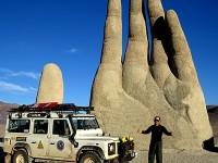1ª Expedição Exploratória ao Deserto do Atacama