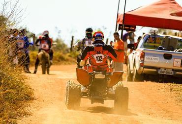 #102 Quadri FIM na chegada da primeira etapa - Foto: Luciano Santos/SigCom