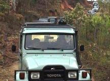 Passeio de jeep pelo Morro dos Remédios