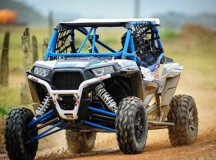 Zé Hélio é atualmente o líder na categoria UTV Production, com o Polaris RZR XP 1000