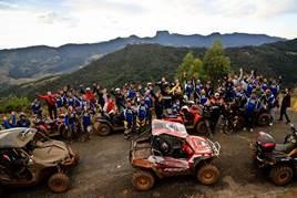 O evento atraiu 92 participantes, somando 43 veículos - Foto: Rodolfo Bazetto