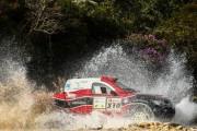 Dupla venceu o Prólogo e mais três etapas do rali na categoria - Foto: Magnus Torquato/Webventure
