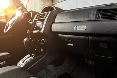 Interior prático e completo - Foto: Pablo Vaz / Mitsubishi