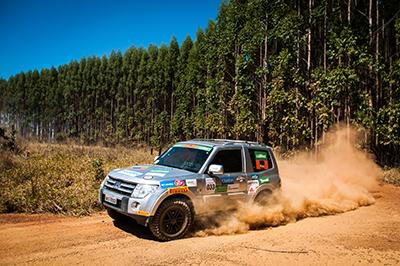 Podem participar veículos Mitsubishi, versões 4x4 - Foto: Cadu Rolim/Mitsubishi