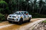 Nação 4x4 colocará seus Mitsubishi à prova em trilhas desafiadoras - Foto:  Adriano Carrapato/Mitsubishi