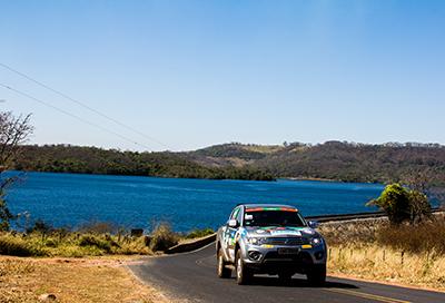 Mitsubishi Motorsports faz 5ª etapa em Penedo, no Rio de Janeiro - Foto:  Adriano Carrapato/Mitsubishi