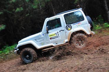 O campeonato terminará em novembro, com o 3º Rally Estado de São Paulo - Foto:  Doni Castilho/DFOTOS