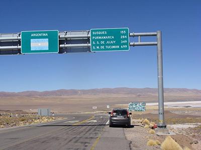 Argentina é um dos destinos mais procurados pelos off roaders