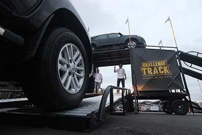 O circuito permite testar todos os atributos dos veículos 4x4 - Foto: Mais Off Road