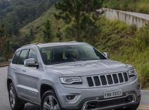 Jeep Grand Cherokee assume liderança de seu segmento