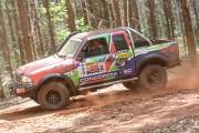 Diversos veículos 4x4 participaram do Rally - Foto: Doni Castilho