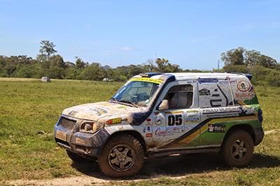 A prova foi realizada neste último sábado, 04, em Barra do Ribeiro, região metropolitana de Porto Alegre, RS