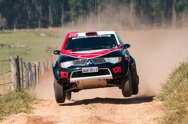 Rally Serra Azul é válido pelo Brasileiro de Cross Country - Foto:  Doni Castilho/DFotos