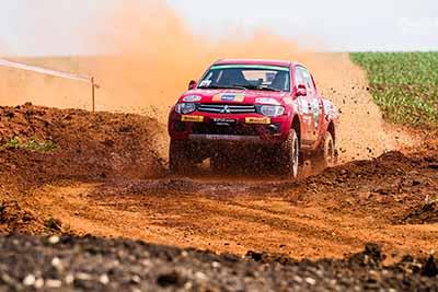Jaguariúna recebe a 6ª etapa da Mitsubishi Cup - Foto: Tom Papp / Mitsubishi