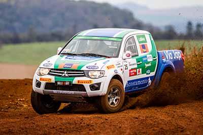 Mitsubishi Cup é dividia em cinco categorias - Foto: Tom Papp / Mitsubishi