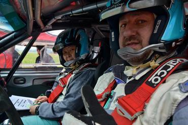 Dupla está em terceiro na L200 Triton ER - Foto: Angelo Savastano