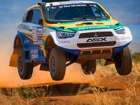 Equipe Mitsubishi Petrobras levará dois ASX Racing para o rali chileno - Foto:  Gustavo Epifanio/Mitsubishi