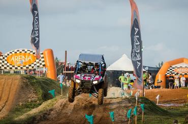 Salto Super Prime (Rally da Ilha2014) - Foto:  Foto: Nelson Santos Jr
