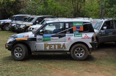 Mitsubishi Pajero Full da Niterói Rally Team - Foto:  Ângelo Savastano/SavaPhoto