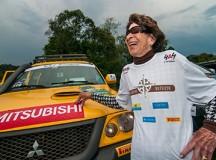 Alice Nicolau, de 87 anos: a participante ilustre do Mitsubishi Outdoor - Foto: Cadu Rolim/Mitsubishi