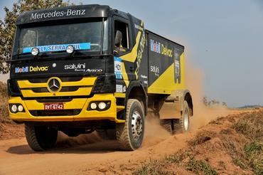 Equipe Mobil Delvac Salvini Racing - Foto:  David Santos Jr/Webventure