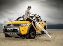 Gabriel Medina é o número 1 do ranking de surf - Foto:  Pablo Vaz / Mitsubishi