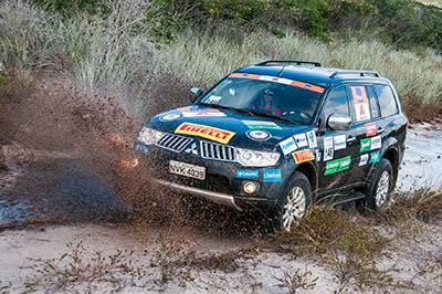Podem participar veículos das linhas Pajero e L200 4x4 - Foto: Cadu Rolim / Mitsubishi