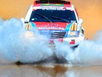 Varela e Gugelmin quase venceram o Rally dos Sertões - Foto: Donizetti Castilho/DFotos