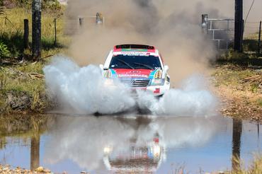 Varela e Gugelmin quase venceram o Rally dos Sertões - Foto:  Foto: Donizetti Castilho/DFotos