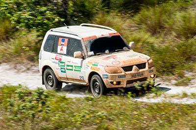Nação 4x4 se reúne para uma tarde de aventura e diversão - Foto:  Cadu Rolim / Mitsubishi