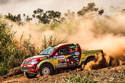 Final da temporada será na cidade de Mogi Guaçu (SP) - Foto: Ricardo Leizer / Mitsubishi