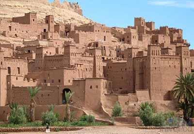 Os aventureiros vão conhecer diversas cidades e culturas locais