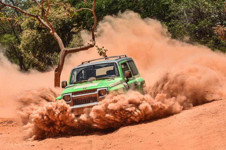 . No total, 94 carros participaram da prova - Foto: _DoniCastilho